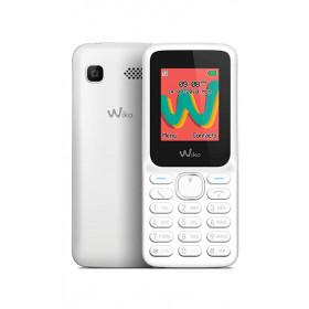 "Wiko Lubi5 Plus 4,57 cm (1.8"") 66,2 g Bianco Telefono cellulare basico"