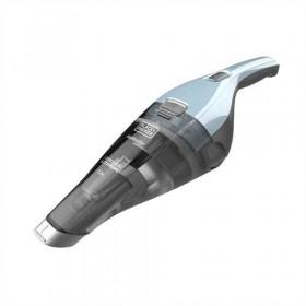 Black & Decker NVC215W aspirapolvere senza filo Senza sacchetto Blu, Grigio