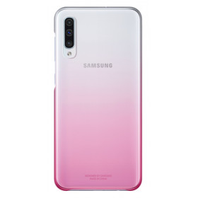 GRADATION COVER PINK GALAXY A50
