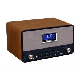 Roadstar HRA1782DBT radio Personale Digitale Legno