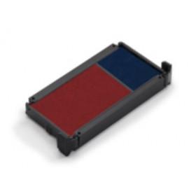 Trodat 6/4750 timbro e inchiostro Blu/rosso 1 pezzo(i)