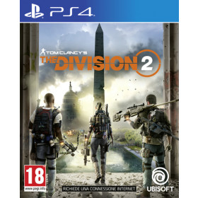 Sony PS4 Tom Clancy's The Division 2