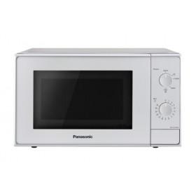Panasonic NN-E22JMMEPG forno a microonde Superficie piana Solo microonde 20 L 800 W Grigio