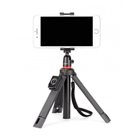 Joby TelePod Mobile treppiede Smartphone/fotocamera di azione 3 gamba/gambe Nero