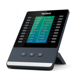 Yealink EXP50 modulo add-on IP 23 pulsanti Nero, Grigio