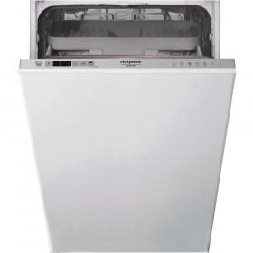 Hotpoint HSIC 3M19 C lavastoviglie A scomparsa totale 10 coperti A+