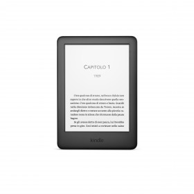 Amazon B07FQ473ZZ lettore e-book Touch screen 4 GB Wi-Fi Nero