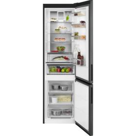 AEG RCB73831TY frigorifero con congelatore Libera installazione Nero 360 L A+++