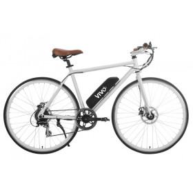 """Vivobike VT27 Bianco Acciaio 69,8 cm (27.5"""") 19 kg"""