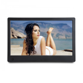 """New Majestic DF-912 HD MP3 cornice per foto digitali 31,8 cm (12.5"""") Nero"""