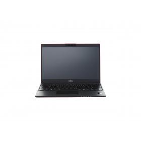 """Fujitsu LIFEBOOK U939 Nero, Rosso Computer portatile 33,8 cm (13.3"""") 1920 x 1080 Pixel Touch screen Intel® Core™ i5 di ottava generazione i5-8265U 16 GB LPDDR3-SDRAM 512 GB SSD"""