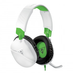 Turtle Beach Recon 70 Stereofonico Padiglione auricolare Nero, Verde, Bianco
