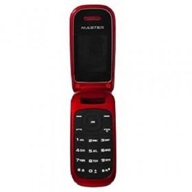 """Master MF016 4,57 cm (1.8"""") Rosso Telefono di livello base"""