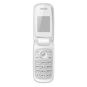 """Master MF016 4,57 cm (1.8"""") Bianco Telefono di livello base"""