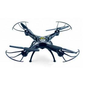 Master Drone 5 drone fotocamera Quadrirotore Nero 4 rotori 550 mAh