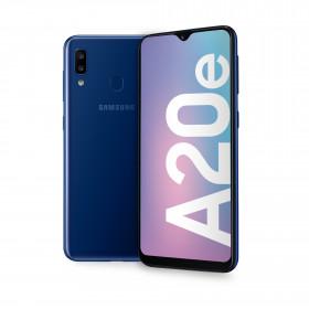 Samsung Galaxy A20e , Blue, 5.8, Wi-Fi 4 (802.11n)/LTE, 32GB