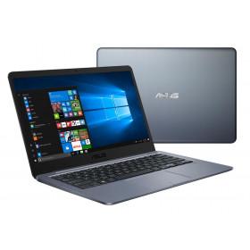 """ASUS E406SA-BV199TS Grigio Computer portatile 35,6 cm (14"""") 1366 x 768 Pixel Intel® Celeron® N4000 4 GB 64 GB eMMC"""