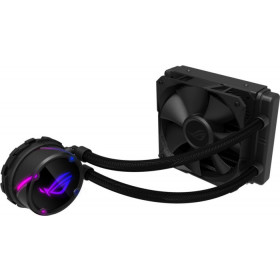 ASUS ROG Strix LC 120 raffredamento dell'acqua e freon Processore