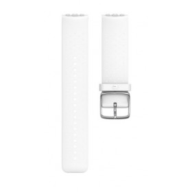 Polar Vantage M Cinturino per orologio Silicone Bianco
