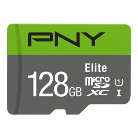 PNY Elite memoria flash 128 GB MicroSDXC Classe 10 UHS-I