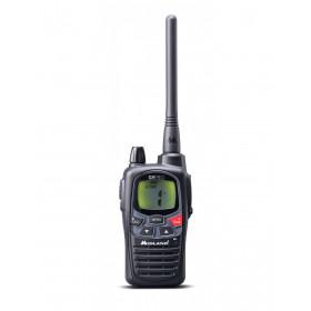 Midland G9 Pro ricetrasmittente 101 canali 446.00625 - 446.19375 MHz Nero