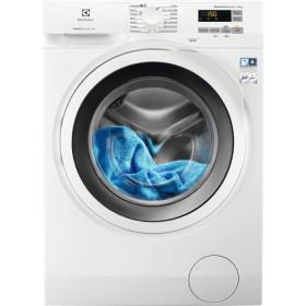 Electrolux EW7F582ST lavatrice Libera installazione Caricamento frontale Bianco 8 kg 1400 Giri/min A+++-30%
