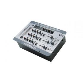 Kon.El.Co. 61.5062.25 mixer audio 3 canali 20 - 20000 Hz Nero, Grigio