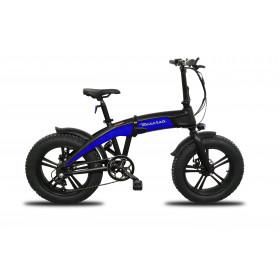 """Maserati MA-FAT20FB bicicletta elettrica Blu Alluminio 50,8 cm (20"""") Litio 24 kg"""