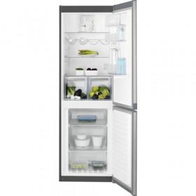 Electrolux EN3350POX frigorifero con congelatore Libera installazione Acciaio inossidabile 311 L A+++