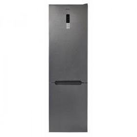 Candy CMNV 6202X frigorifero con congelatore Libera installazione Acciaio inossidabile 351 L A+