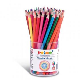 Primo 505B72 pastello colorato 72 pezzo(i) Multicolore
