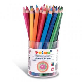 Primo 521B36 pastello colorato 36 pezzo(i) Multicolore
