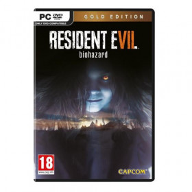 Digital Bros RESIDENT EVIL 7 biohazard Gold Edition, PC videogioco Oro
