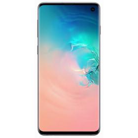 "Samsung Galaxy S10 SM-G973F 15,5 cm (6.1"") 8 GB 128 GB Doppia SIM 4G USB tipo-C Bianco Android 9.0 3400 mAh"