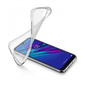Cellularline Soft - Y6 2019 Protegge e valorizza il design dello smartphone Trasparente
