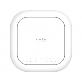 D-Link DBA-2820P punto accesso WLAN 2600 Mbit/s Supporto Power over Ethernet (PoE) Bianco
