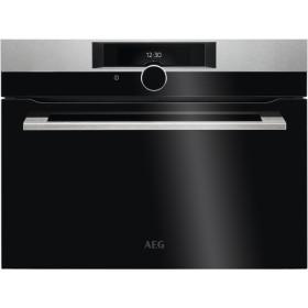 AEG KBK994519M Da Incasso Acciaio inossidabile 31,1 L Display incorporato