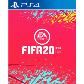 Electronic Arts FIFA 20, PS4 videogioco PlayStation 4 Basic Inglese, ITA