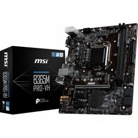 MSI B365M PRO-VH Intel B365 2*DDR4 M.2 6*SataIII sk1151 USB3.1 VGA/HDMI mATX