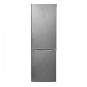 Candy CVBNM 6182XP frigorifero con congelatore Libera installazione Acciaio inossidabile 318 L A+
