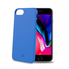 "Celly Shock custodia per cellulare 11,9 cm (4.7"") Cover Blu"