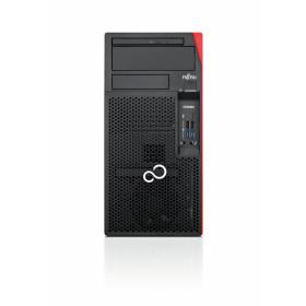 Fujitsu ESPRIMO P958 9th gen Intel® Core™ i5 i5-9500 8 GB DDR4-SDRAM 256 GB SSD Nero, Rosso Torre media PC