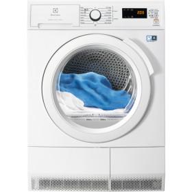 Electrolux EDH4084GOW Libera installazione Caricamento frontale Bianco 8 kg A++