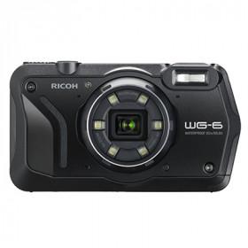 """Ricoh WG-6 Fotocamera compatta 20 MP CMOS 3840 x 2160 Pixel 1/2.3"""" Nero"""