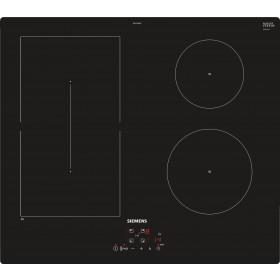 Siemens iQ500 ED611BSB5E piano cottura Nero Incorporato A induzione 4 Fo