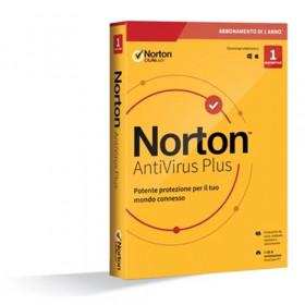 NortonLifeLock Norton AntiVirus Plus 2020 Licenza completa 1 licenza/e 1 anno/i