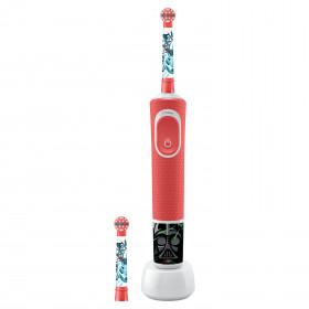 Oral-B 80324392 spazzolino elettrico Bambino Rosso