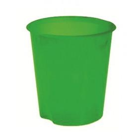 Fellowes E020TV cestino per rifiuti Rotondo Verde Polipropilene (PP)