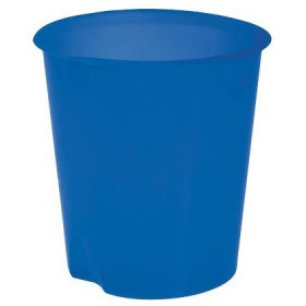 Fellowes E020BN cestino per rifiuti Rotondo Blu Polipropilene (PP)