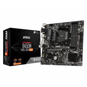 MSI B450M PRO-VDH Max scheda madre Presa AM4 Micro ATX AMD B450